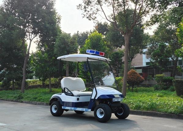 物业电动巡逻车