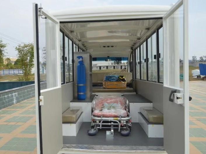 电动救护车