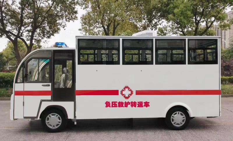 华锴电动救护车