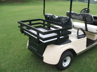 电动观光车在酒店度假村的应用之电动礼宾车