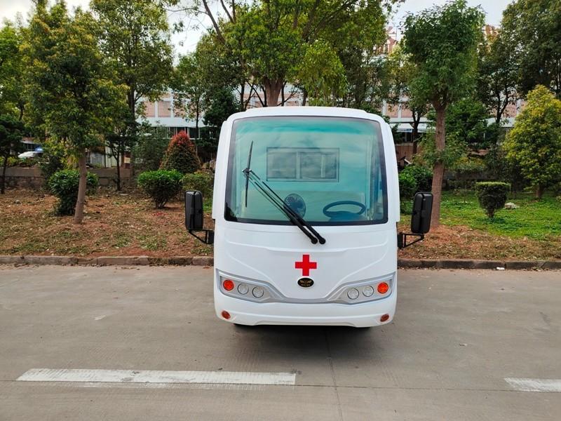5座电动救护车