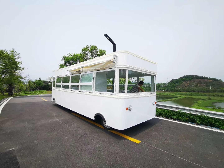 给生活加点野,让创业选择多一些,华锴电动移动餐车出炉啦
