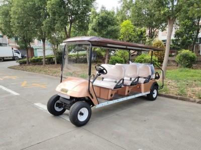 华锴8座电动高尔夫球车