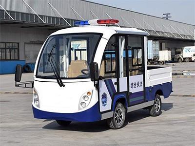 电动巡逻车省电行驶的方法有哪些