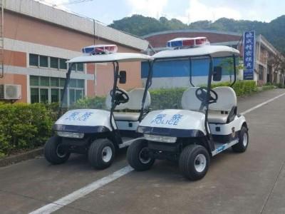 华锴电动巡逻车服务珠海航展警务工作