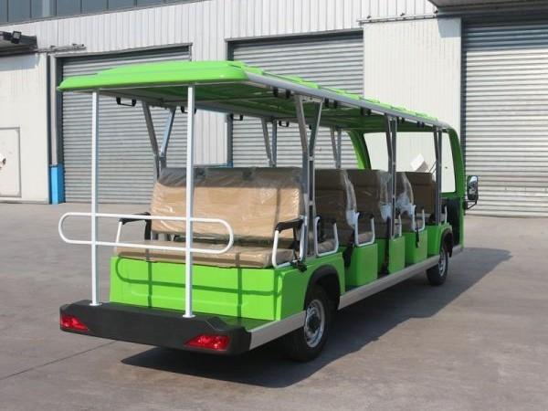 17座电动观光车