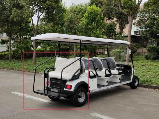 华锴电动高尔夫球车的一种安全优化设计