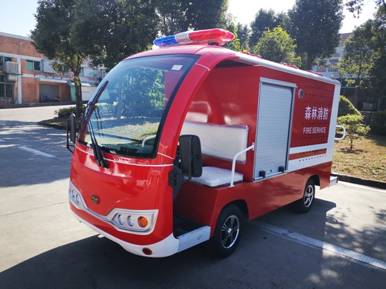 多用途电动消防车