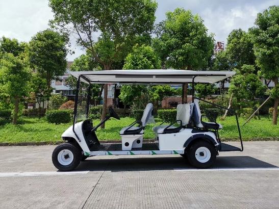 6座位电动高尔夫球车