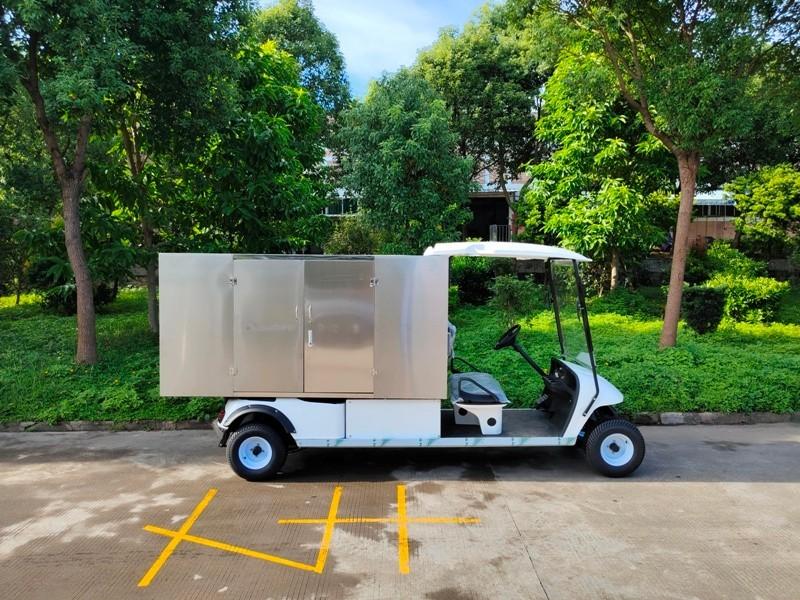 2座电动布草车