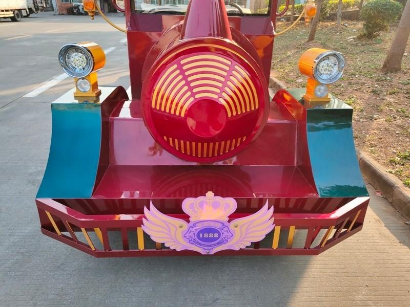 14座加强版小火车观光车