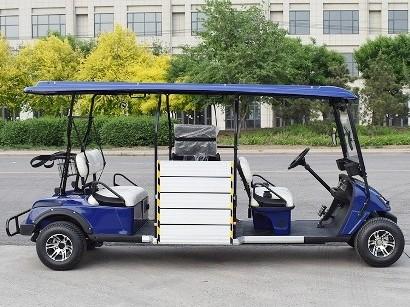 高尔夫轮椅无障碍接待摆渡车