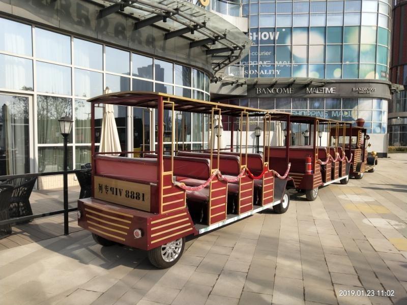 1888莉莉安2020款电动小火车