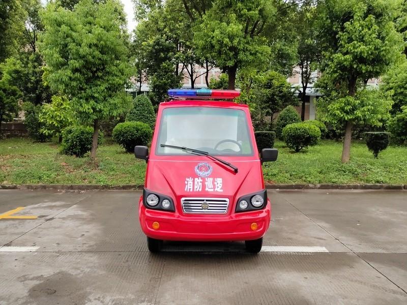 5座电动消防车