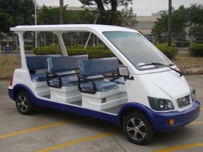 时尚款8座电动观光车