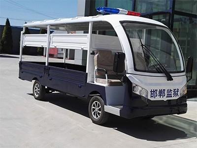 华锴电动送餐车进驻司法监狱系统