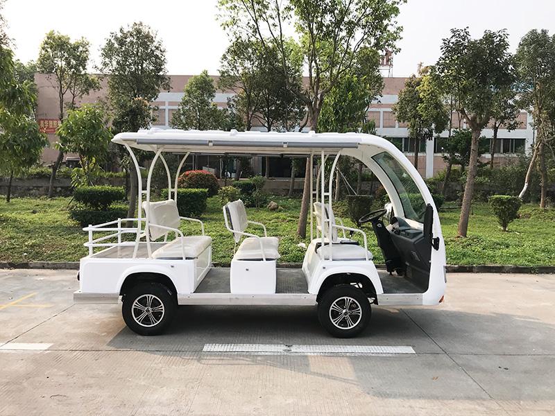 华锴电动观光车