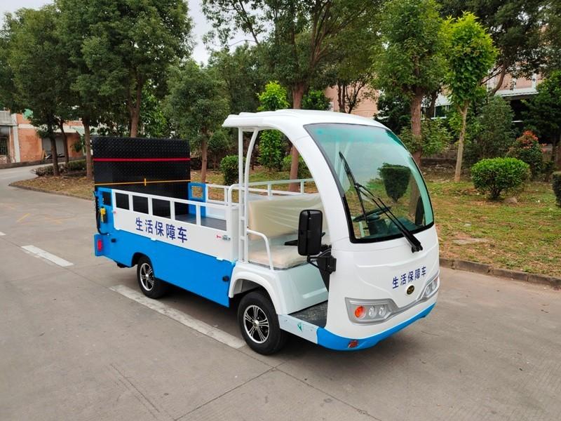 华锴新款电动尾板车正式上线