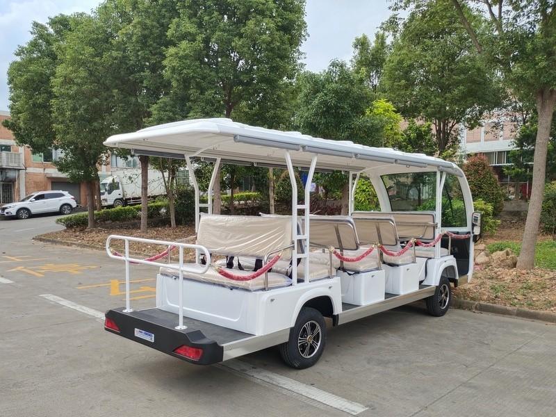 14座电动观光礼宾车