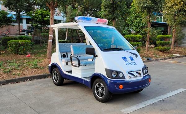 警用5座电动巡逻车