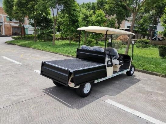 4座高尔夫电动货车