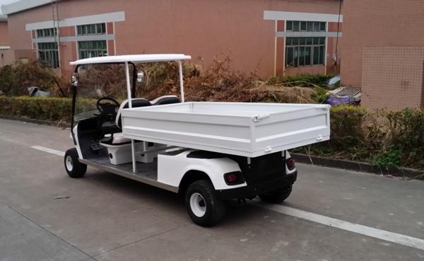 2座轻型电动货车
