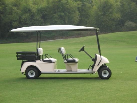 4座高尔夫球车电动货车