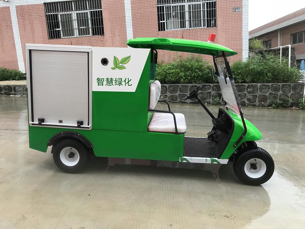 2座微型电动园林养护车