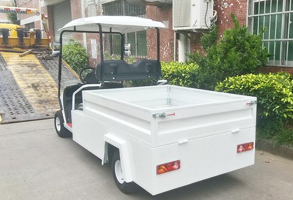 2座高尔球车电动货车