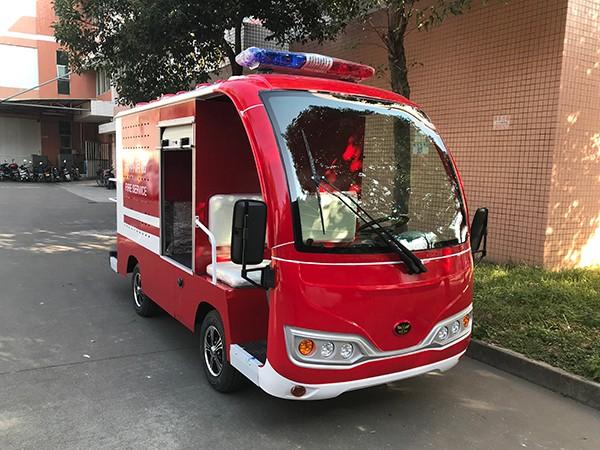 2座消防园林环卫多功能消防站