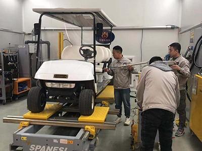 华锴电动车-车辆检验