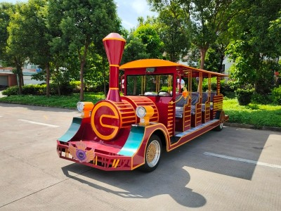 14座电动小火车观光车