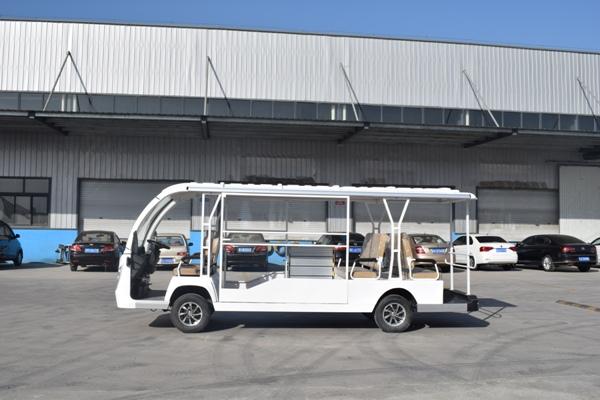 观光车轮椅无障碍接待摆渡车