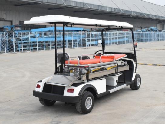 运动场电动救护车
